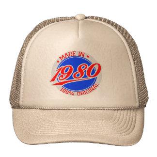 1980 - maggot trucker hat