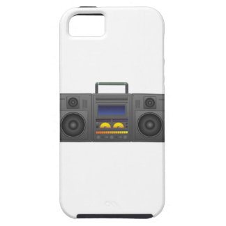 1980's Hip Hop Style Boombox Case For The iPhone 5