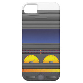 1980's Hip Hop Style Boombox iPhone 5 Case