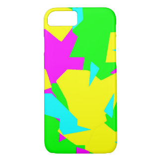 1980s Retro Camo iPhone 8/7 Case
