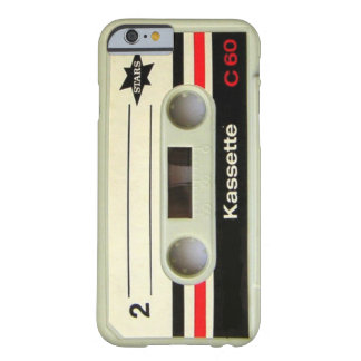 1980s Vintage geeky Retro cassette iPhone 6 case