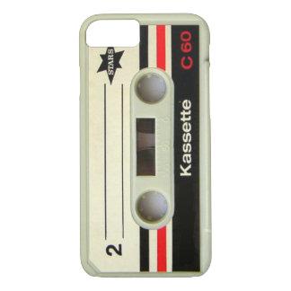 1980s Vintage geeky Retro cassette iPhone 7 case