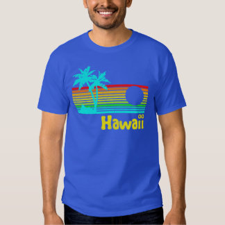 1980s Vintage Retro Hawaii T Shirt