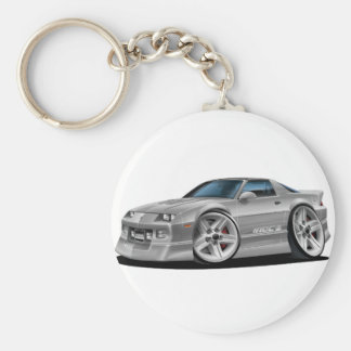 1982-92 Camaro Grey Car Keychain