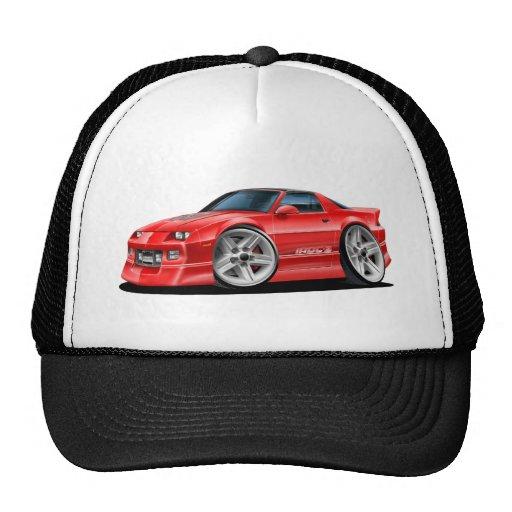 1982-92 Camaro Red Car Hats