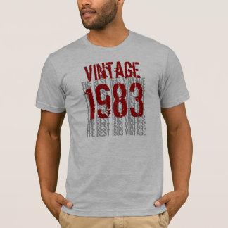 1983 Birthday Year  The Best 1983 Vintage V200 T-Shirt