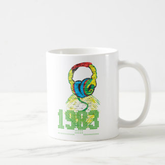 1983 Headphone Coffee Mug