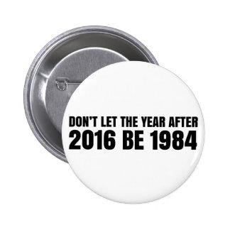 1984 2 INCH ROUND BUTTON