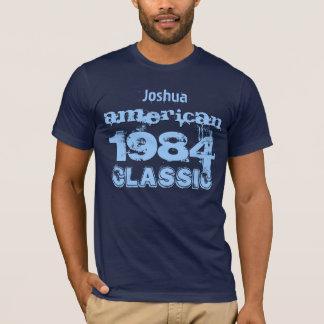 1984 American Classic 30th Birthday Gift NAVY V07 T-Shirt