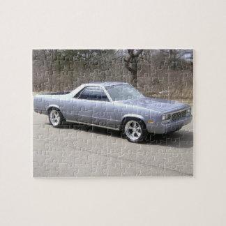 1984 El Camino Jigsaw Puzzle