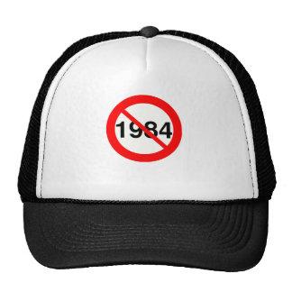 1984 TRUCKER HAT