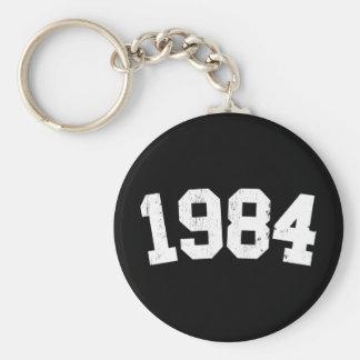 1984 Keychain