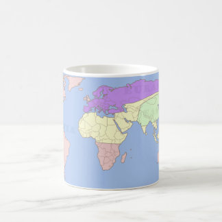 1984 map labeled coffee mug