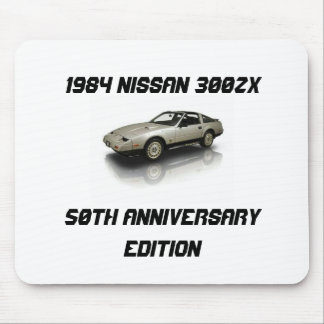 1984 Nissan 300zx Mouse Pad