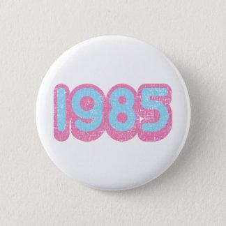 1985 1 2 INCH ROUND BUTTON