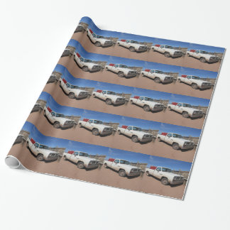 1986 Dodge Truck Wrapping Paper