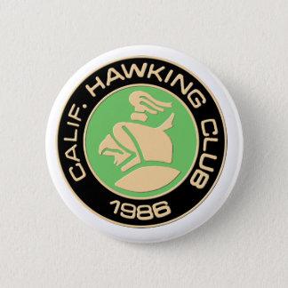 1986 Los Banos 2 Inch Round Button