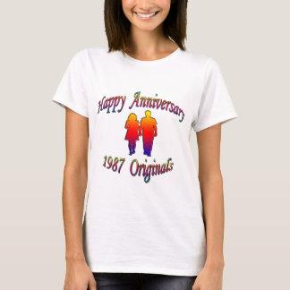 1987 Couple T-Shirt