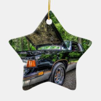 1987 Olds 442 Ceramic Ornament