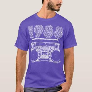 1988 Boombox T-Shirt