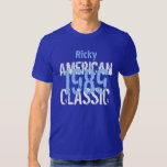 1989 American Classic 25th Birthday Gift for Him Shirts