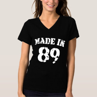 1989 Made In 89 T-Shirt