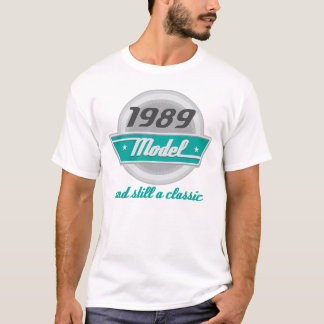 1989 Model and Still a Classic T-Shirt