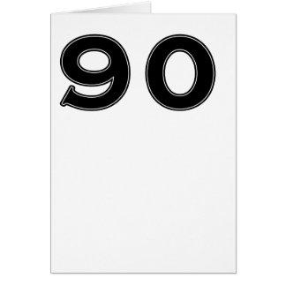 1990 CARD