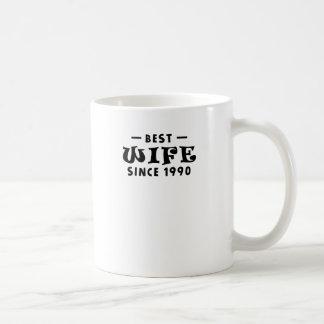 1990 COFFEE MUG