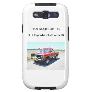 1990 Dodge Ram 150 Rod Hall Signature Edition #18 Galaxy S3 Case