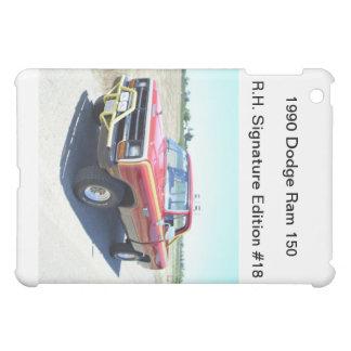 1990 Dodge Ram 150 Rod Hall Signature Edition #18 iPad Mini Covers