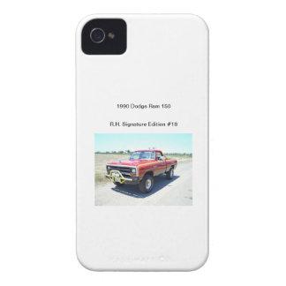 1990 Dodge Ram 150 Rod Hall Signature Edition #18 iPhone 4 Case