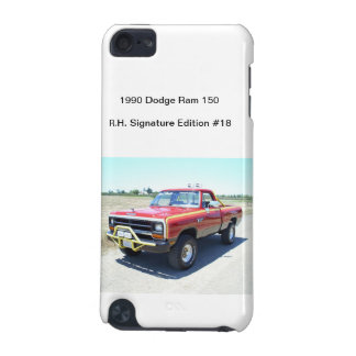 1990 Dodge Ram 150 Rod Hall Signature Edition #18 iPod Touch 5G Cases