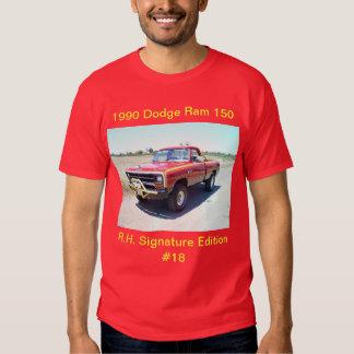1990 Dodge Ram 150 Rod Hall Signature Edition #18 Shirts