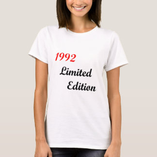 1992 Limited Edition T-Shirt