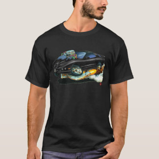 1993-97 Trans Am Black Car T-Shirt