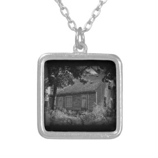 19946 Dresden Silver Plated Necklace
