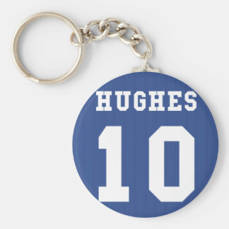 1995-97 Chelsea Home Keyring- HUGHES 10 Keychain