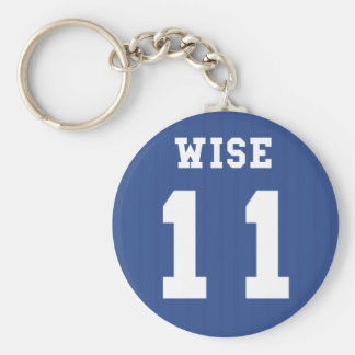 1995-97 Chelsea Home Keyring- WISE 11 Keychain