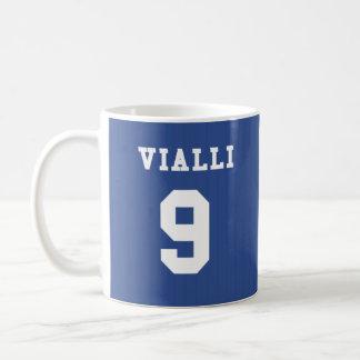 1995-97 Chelsea Home Mug - VIALLI 9