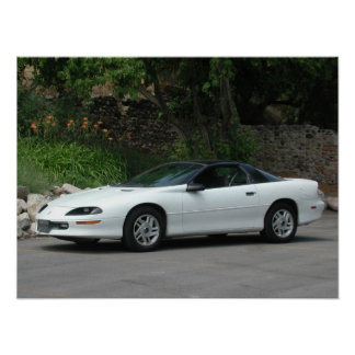 1995 Chevrolet Camaro Poster