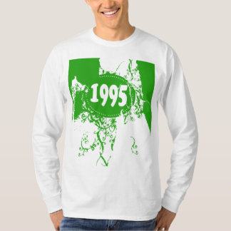 1995 - Green Vintage retro - T-Shirt