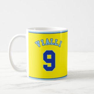 1996-98 Chelsea Away Mug - VIALLI 9