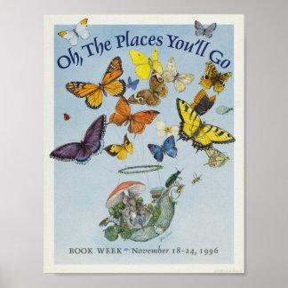 1996 Children's Book Week Poster