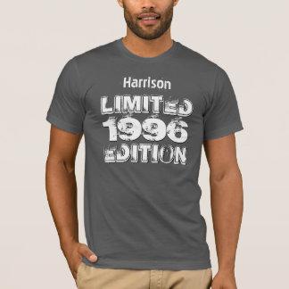 1996 Ltd Ed 18th Birthday or Any Year Gray V3 T-Shirt