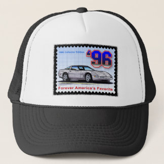 1996 Special Edition Corvette Trucker Hat