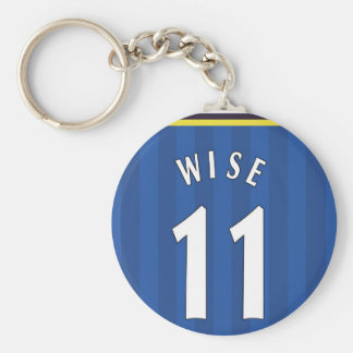 1997-99 Chelsea Home Key Ring - WISE 11