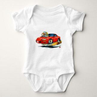 1998-02 Camaro Red Car Baby Bodysuit