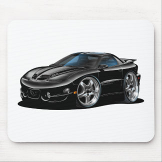 1998-02 Trans Am Black Car Mouse Pad