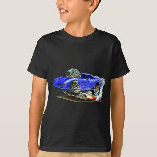 1998-2004 Corvette Blue Car T-Shirt